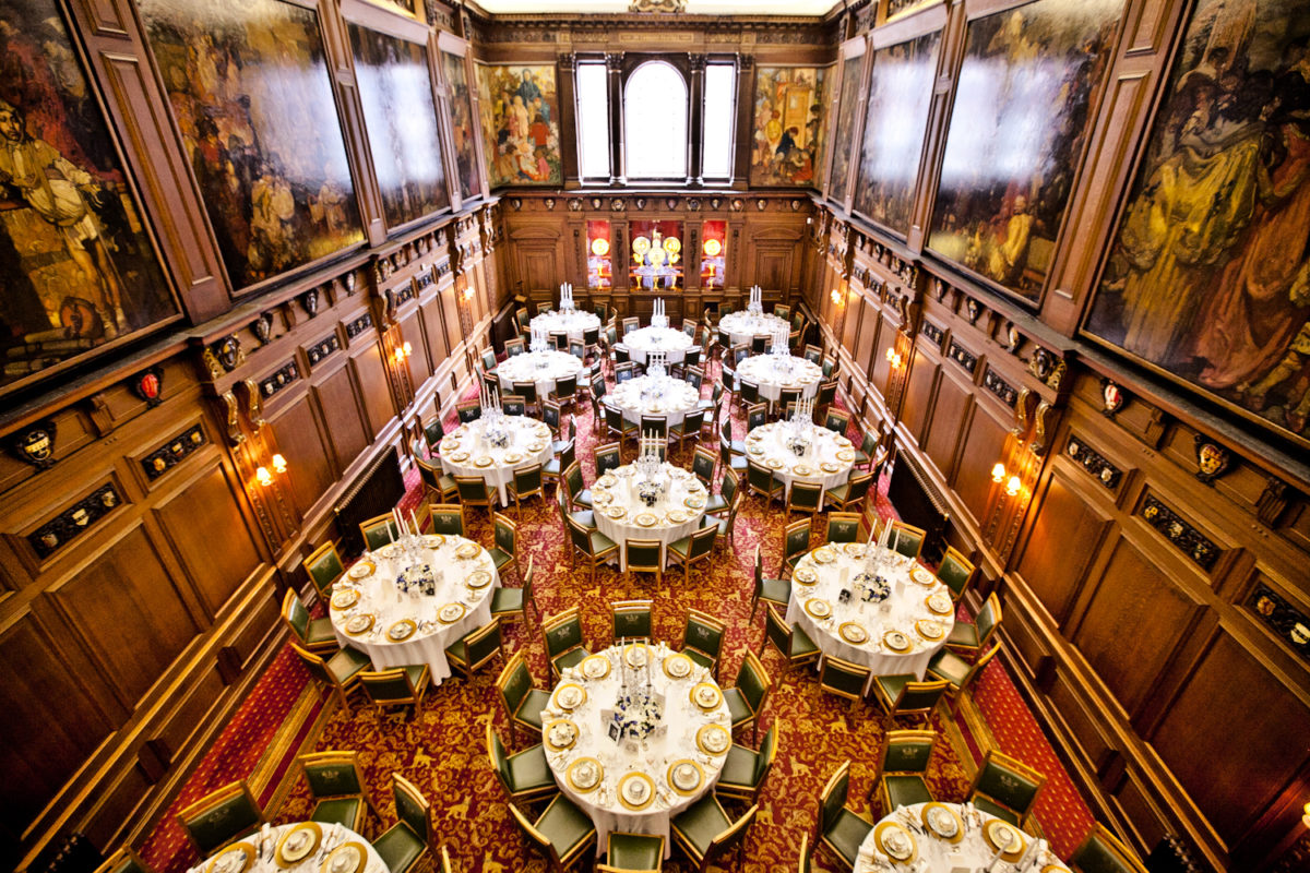 City Venue of the Month: Skinner's Hall