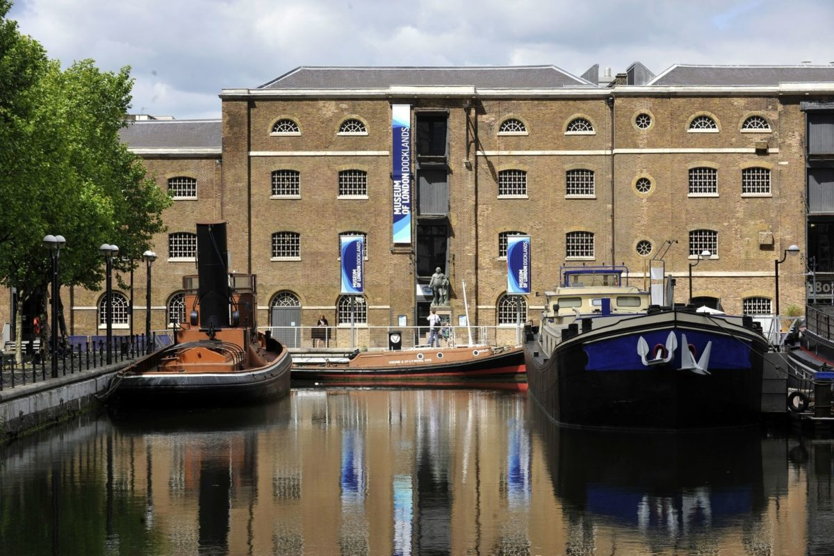 Venue of the Month: Museum of London Docklands